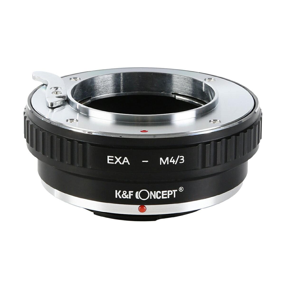 交換レンズ用アクセサリー, マウントアダプター KF Concept KF-EXAM43 (