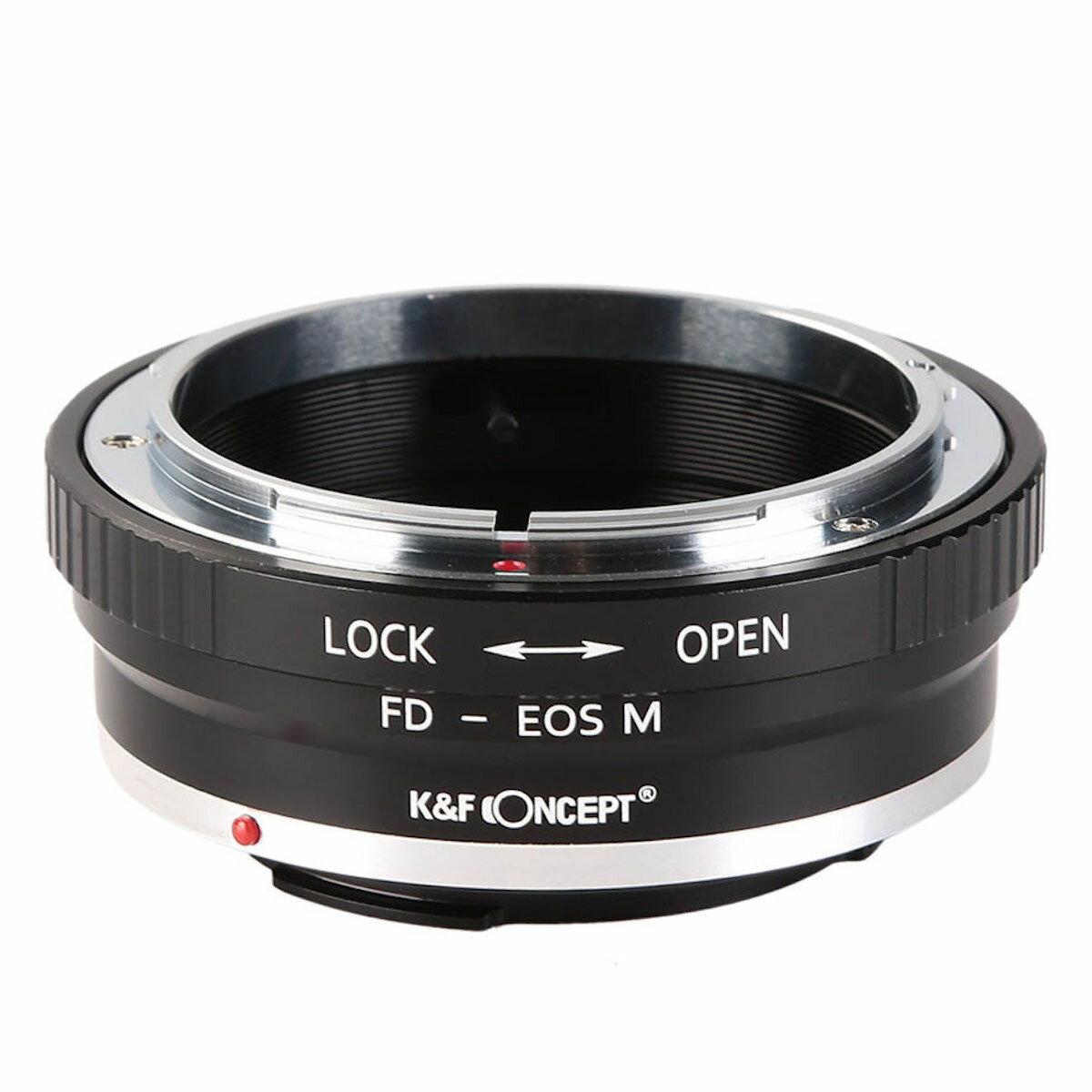 カメラ・ビデオカメラ・光学機器, カメラ用交換レンズ KF Concept KF-FDEM (FD EF-M