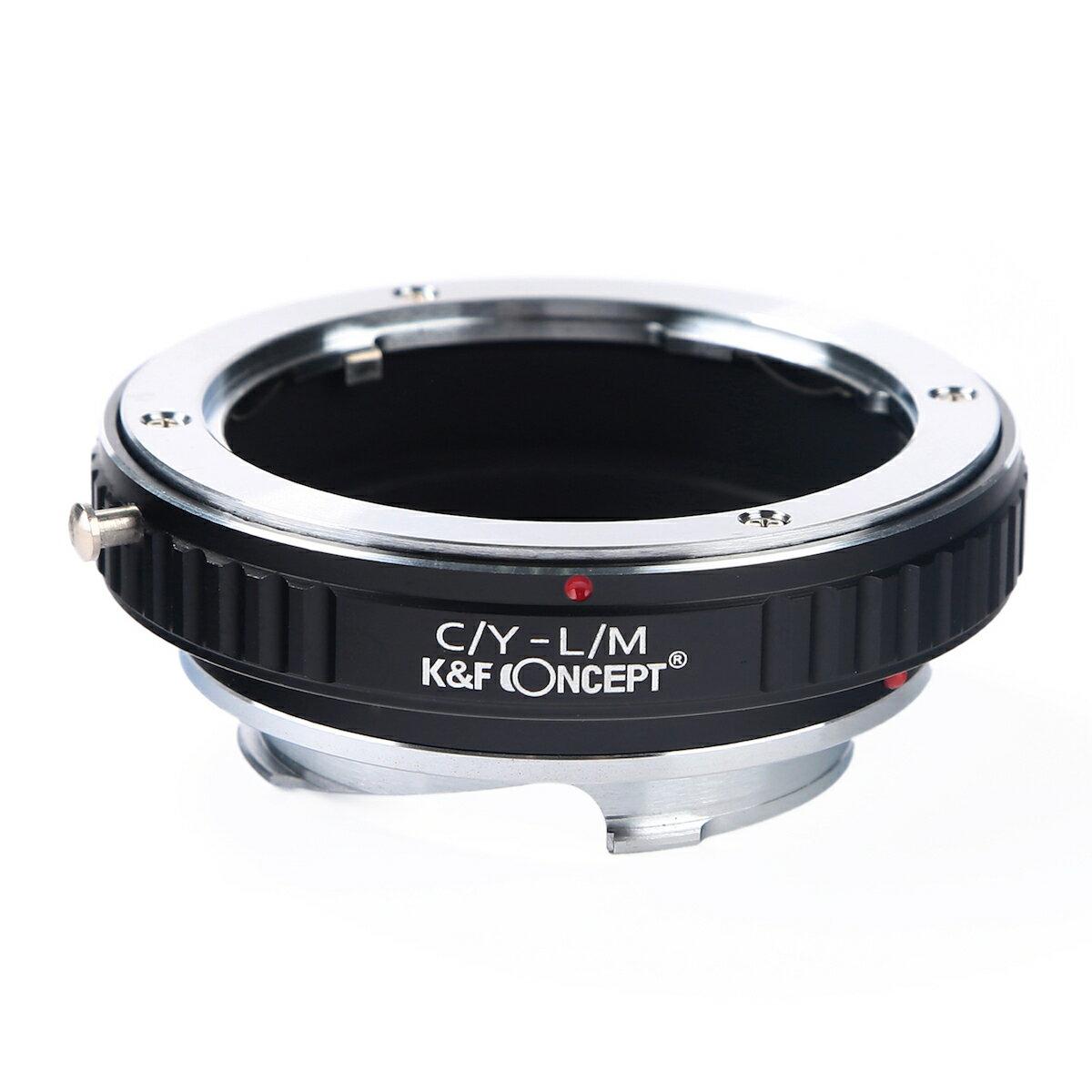 交換レンズ用アクセサリー, マウントアダプター KF Concept KF-CYM ( M