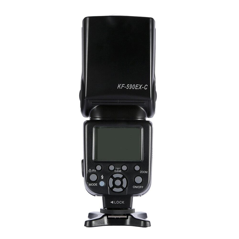 カメラ・ビデオカメラ・光学機器用アクセサリー, ストロボ Canon KF-590CKF Concept