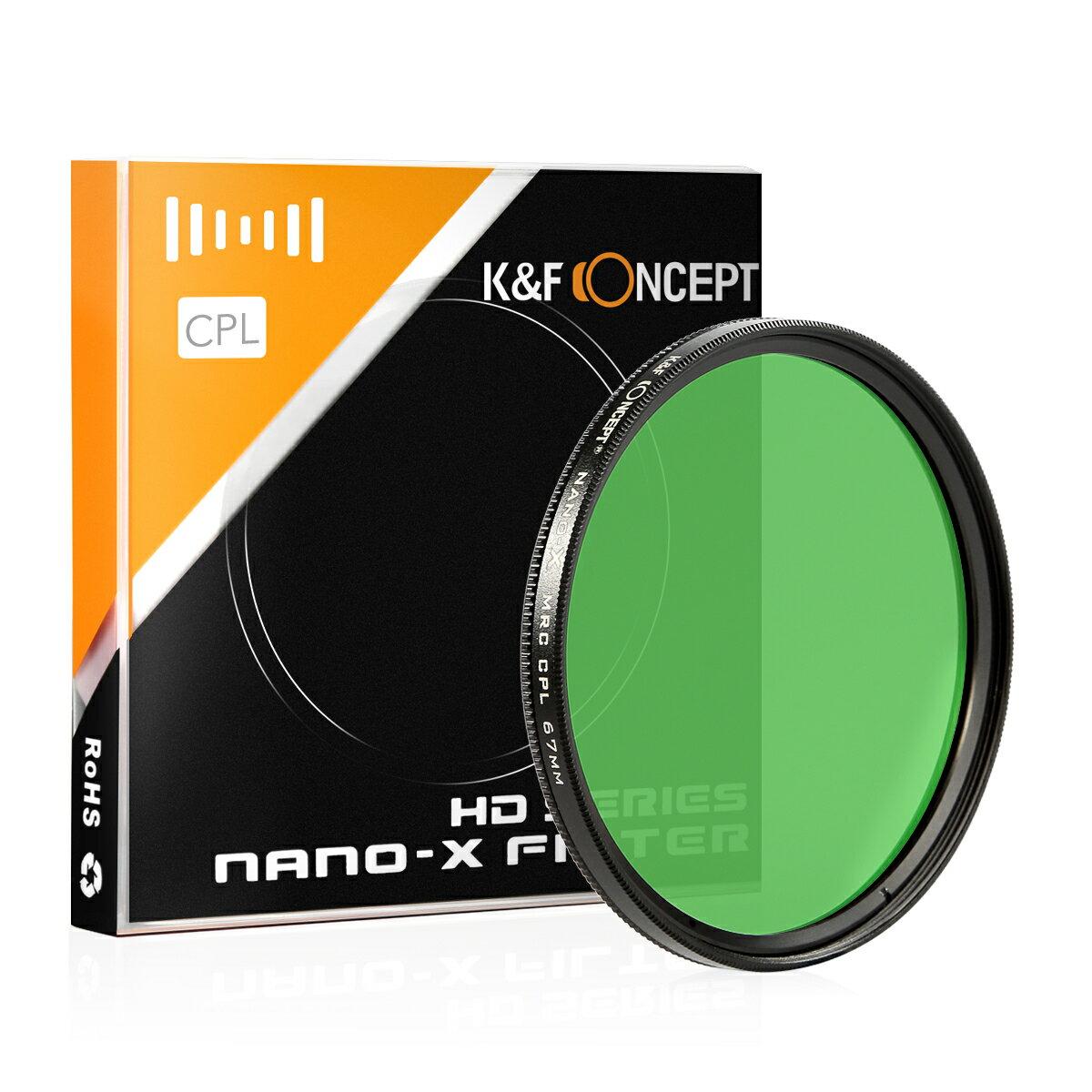 カメラ・ビデオカメラ・光学機器, その他 KF Concept NANO-X C-PL 52mm B270 MRC KF-SCPL52