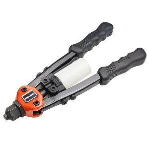 軽い力でリベットカシメることができますハンドリベッター STRAIGHT/12-1260 (STRAIGHT/ストレ...