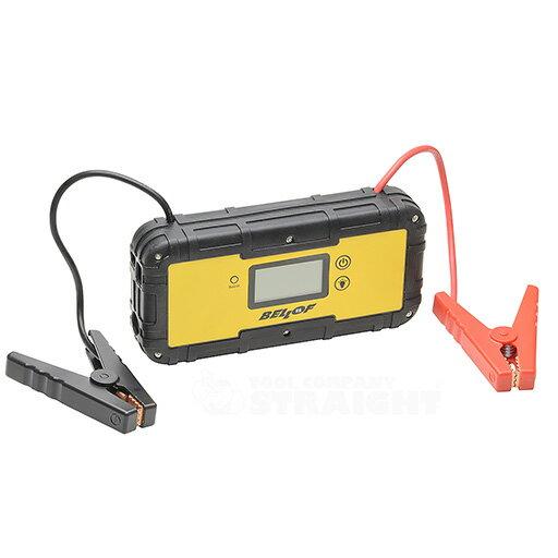 緊急・応急用品, ブースターケーブル BELLOF() JSL001 12V 700A STRAIGHT17-1871 (STRAIGHT)