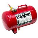 持ち運びに便利なエアータンクですエアーサブタンク 19L STRAIGHT/17-608 (STRAIGHT/ストレート)