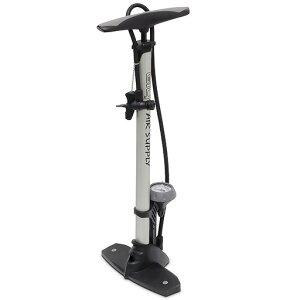 高気圧を必要とするロードバイクに最適自転車用空気入れ メーター付き STRAIGHT/22-110 (STRAI...