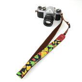 和柄カメラストラップ!着物や古布を使用したオシャレで和カジュアルな和柄カメラストラップ!