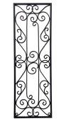 【ウォールデコレクタングルスパイラル】壁飾り・アイアンデコレーション壁掛け・かわいい・可愛いプレゼント・オブジェ