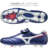 モレリア 2 JAPAN サッカー スパイク ミズノ ブルー 青 MORELIA P1GA200025 MIZUNO