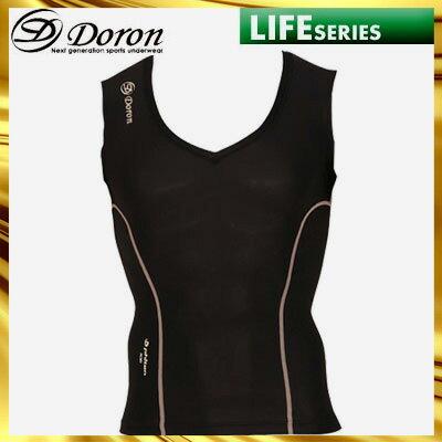 ドロン Vネックシャツ D0400 メンズ ライフシリーズ doron スポーツアンダーウェア 【送料無料】