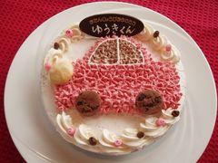 手作りアイスケーキ〜僕の車ver5号〜