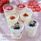 母の日限定・小さなアイスケーキ6個セット