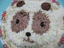 お誕生日の贈り物に♪ かわいい♪パンダのアイスケーキです。喜ばれます!手作り誕生日アイスケ...