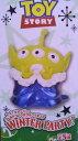 【ディズニー】トイ・ストーリー ワールドコレクタブルフィギュア WINTER PARTY エイリアン ●ラッピング袋【単品】 Toy Story CHRISTMAS X'mas