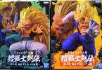 【ドラゴンボール超】超戦士列伝第二章融合する二つの血筋・超サイヤ人ベジット&超サイヤ人3ゴテンクス【全2種セット】