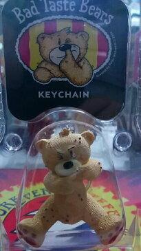 【BAD TASTE BEARS】Keyholder【Headley/ヘッドリー】 keyring
