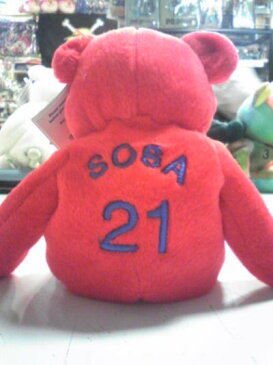 【メジャーリーグ】MLBベア サミー・ソーサ(21)