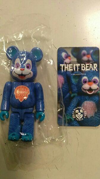 ぬいぐるみ・人形, ぬいぐるみ BERBRICKseries 34 THE IT BEAR