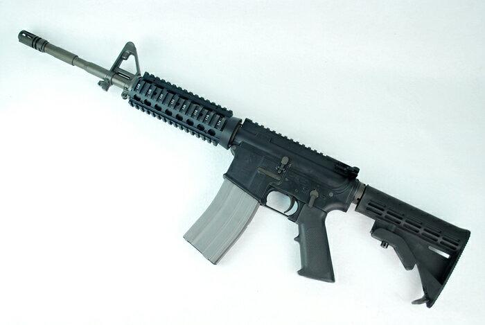 INOKATSU SOPMOD M4A1 STD MAG 2012 Super Ver. ガスブロ BK