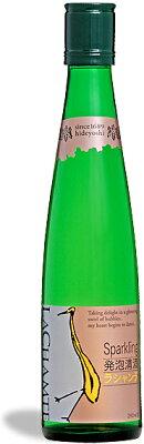 スパークリングLACHAMTE(ラシャンテ)発泡清酒3本ギフトセット[秋田県]
