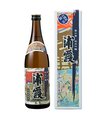 浦霞蔵の華純米吟醸酒720ml
