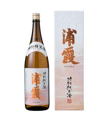 浦霞特別純米酒1800ml[宮城県]