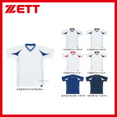 ゼット ZETT ベースボール Vネック シャツ BOT760A ウエア ウェア アンダーシャツ ZETT 野球用品 スワロースポーツ