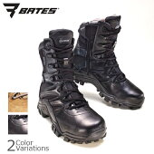BATESベイツDELTA-8ブラックGORE-TEX