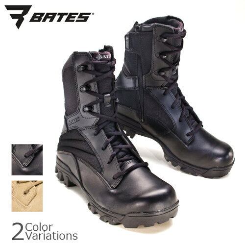 BATES(ベイツ)ZR-8 Side Zip