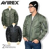 AVIREX(アビレックス)MA-1LIGHTZONEエムエーワンライトゾーンフライトジャケット6142176