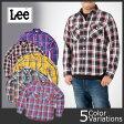 Lee(リー) LEE フランネルワークシャツ