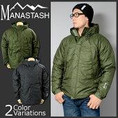 MANASTASH(マナスタッシュ)EP200PARKAパーカープリマロフトジャケット7162039