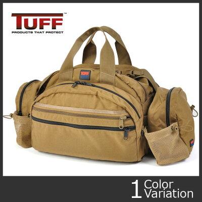 永田市郎氏がデザインしたTUFF社製のバックです。TUFF/PROSPEC DESIGN(タフ/プロスペックデザ...