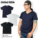 United Athle(ユナイテッドアスレ) 4.7オンス ファインジャージー Vネック Tシャツ 5746-01