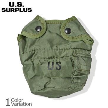 U.S SURPLUS(USサープラス) 米軍放出未使用品 LC-2 1QT キャンティーン カバー ポーチ 【ネコポス対応】