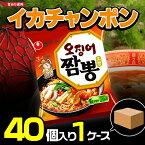 韓国 チャンポン イカ 40個入り 農心