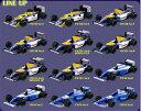 『1/64 F1GPウイリアムズミニカーコレクション』12種
