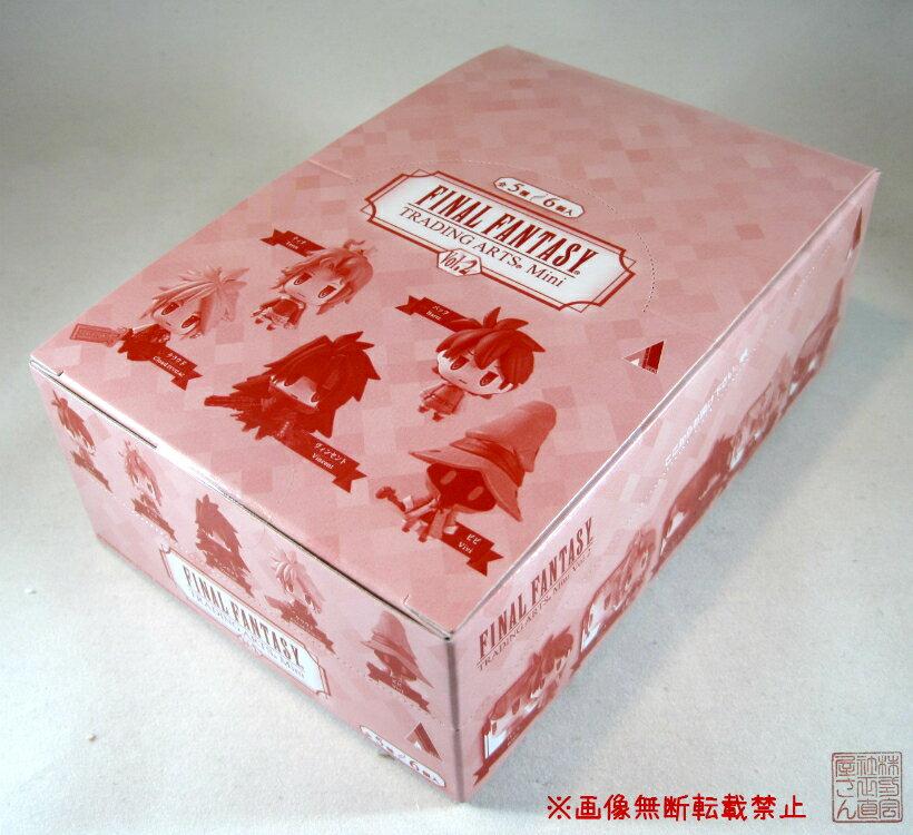 コレクション, フィギュア 1BOX6FINAL FANTASY TRADING ARTS Mini Vol.2