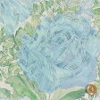 【サンドウオリジナルカラー】リバティプリント タナローン生地(Rose Xanthe/露草tuyukusa/ブルー)ローズ・ザンジー【3635180】