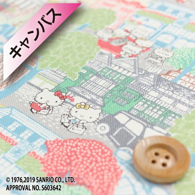 手芸・クラフト・生地, 生地・布 11Capital Hello Kitty DC27622J20A