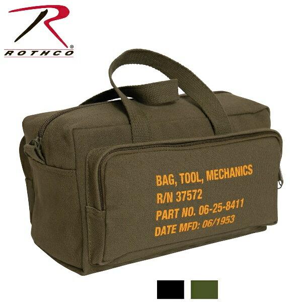 装備・備品, ポーチ・バッグ  Rothco G.I. Type Zipper Pocket Mechanics Tool Bag With Military Stencil:91142