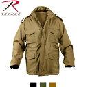 Rothco Soft Shell Tactical M-65 Jacket(ロスコ ソフトシェルM-65ジャケット)5744他(3色)