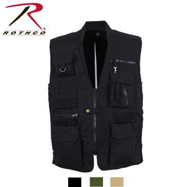 Rothco Concealed Carry Vest8567他(ロスコ コンシールド キャリー ベスト)