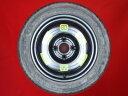 マキシス スペア(テンパー/応急)用タイヤ MAXXIS 125/80R15 9...