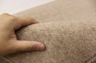 ウールカーペット6畳防音じゅうたん【W−500】ベージュ色
