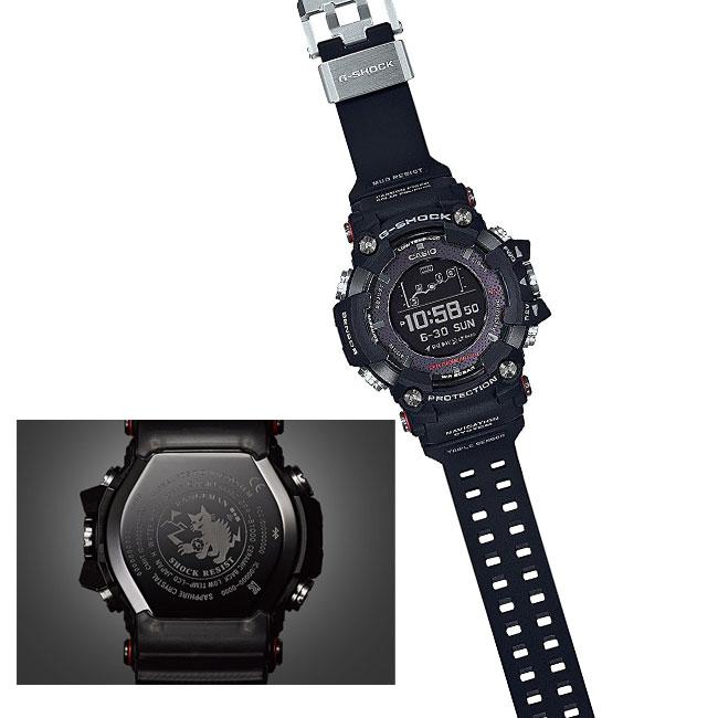 57e44399e9 送料無料 CASIO カシオ G-SHOCK ジーショック 腕時計 RANGEMAN レンジマン ソーラーアシスト GPSナビゲーション GPR-B1000-1JR  国内正規品 メンズ Gショック ジー ...
