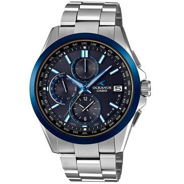 カシオ 腕時計 オシアナス ソーラー電波 MULTIBAND6 TOUGH MVT OCW-T2600G-1AJF メンズウォッチ