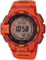 【CASIOPROTREK】プロトレック腕時計タフソーラートリプルセンサーVer.3PRG-270-4AJF国内正規品メンズ