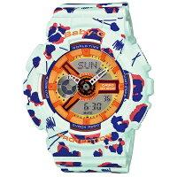 BABY-Gベビージー腕時計フラワー・レオパード・シリーズBA-110FL-3AJF国内正規品レディース