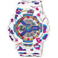 BABY-Gベビージー腕時計フラワー・レオパード・シリーズBA-110FL-7AJF国内正規品レディース
