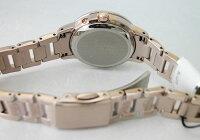 CITIZENシチズン腕時計クロスシーサクラピンクソーラー電波北川景子さんハッピーフライトレディースEC1144-51W